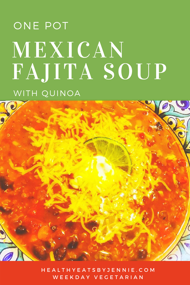 Mexican Fajita Soup