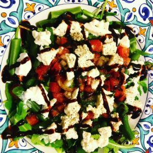 Green Beans and Burrata Salad - Green Bean Recipes