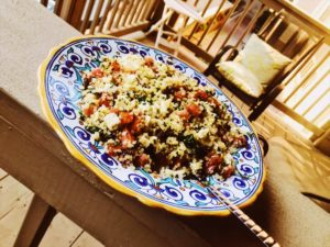 Quinoa Caprese Salad – Quinoa Salad Recipes | Healthy Eats by Jennie